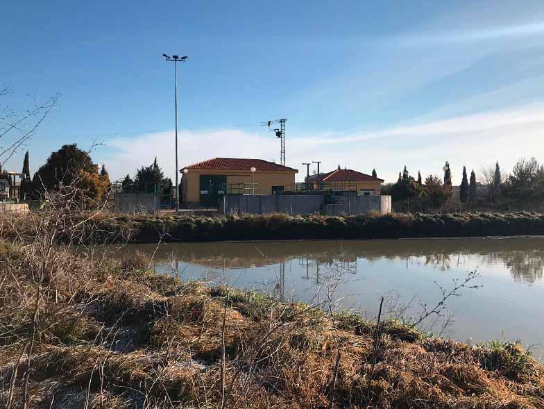 Licitadas y adjudicadas las obras de mejora de la estación depuradora de Valdeganga